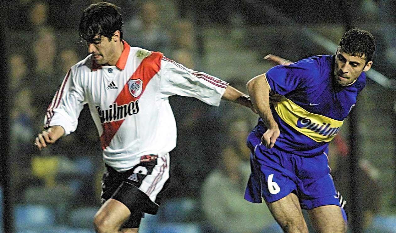 River - Boca año 2000 Libertadores