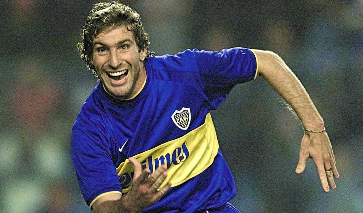 Martín Palermo, Libertadores del 2000