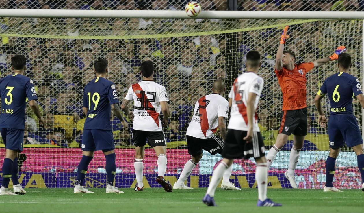 Boca Juniors vs River Plate - Superliga Argentina 2018