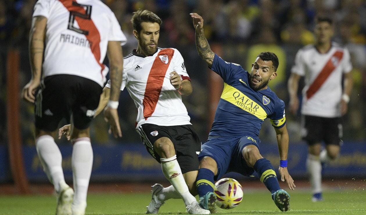 Boca Juniors vs River Plate 2018