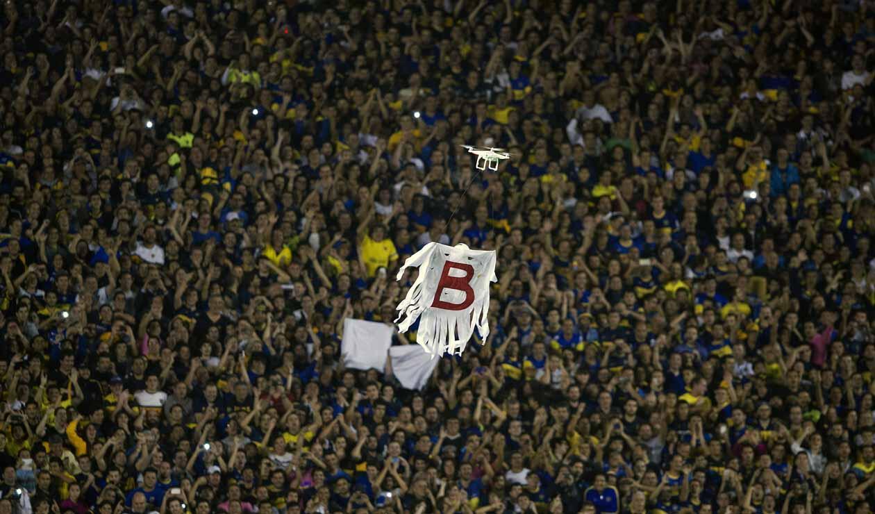 Boca - River, Libertadores 2015 el fantasma de la B
