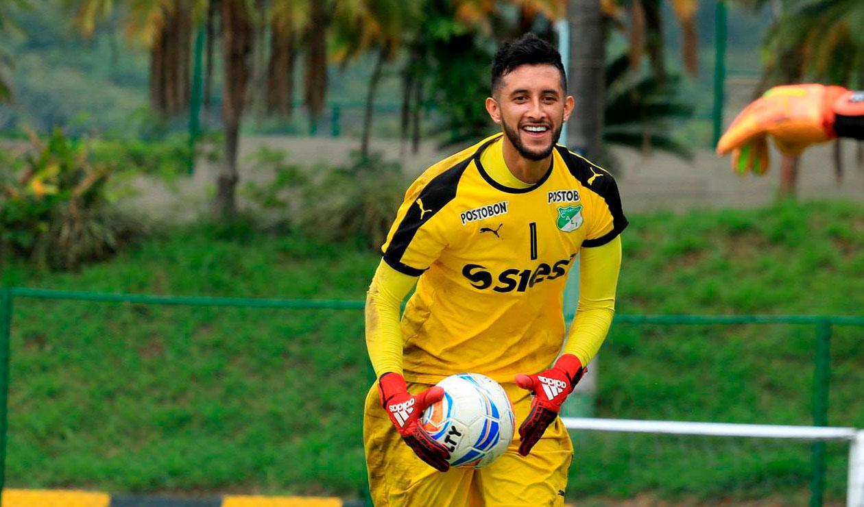 Camilo Vargas, el jugador más destacado del Deportivo Cali en 2018