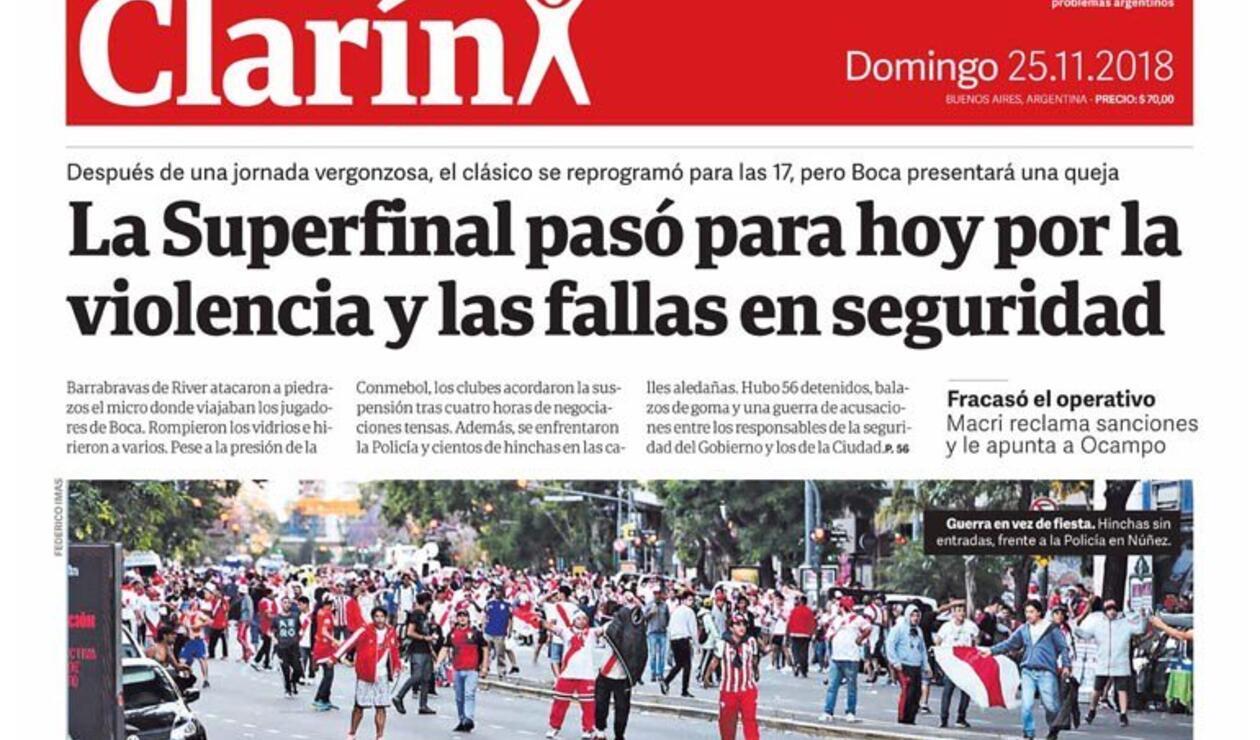 Diario El Clarín
