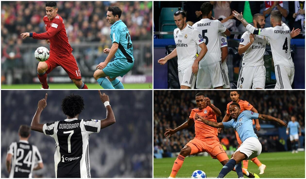 Champions League 2018-2019