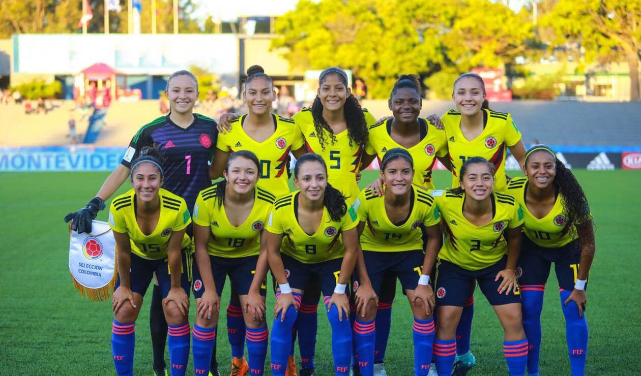Selección Colombia Femenina Sub 17