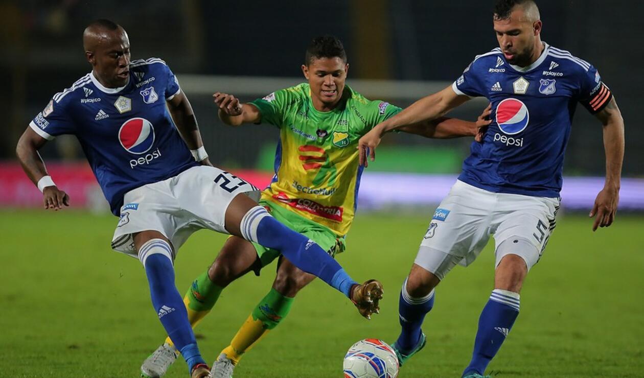 Huila vs Millonarios - Liga Águila 2018
