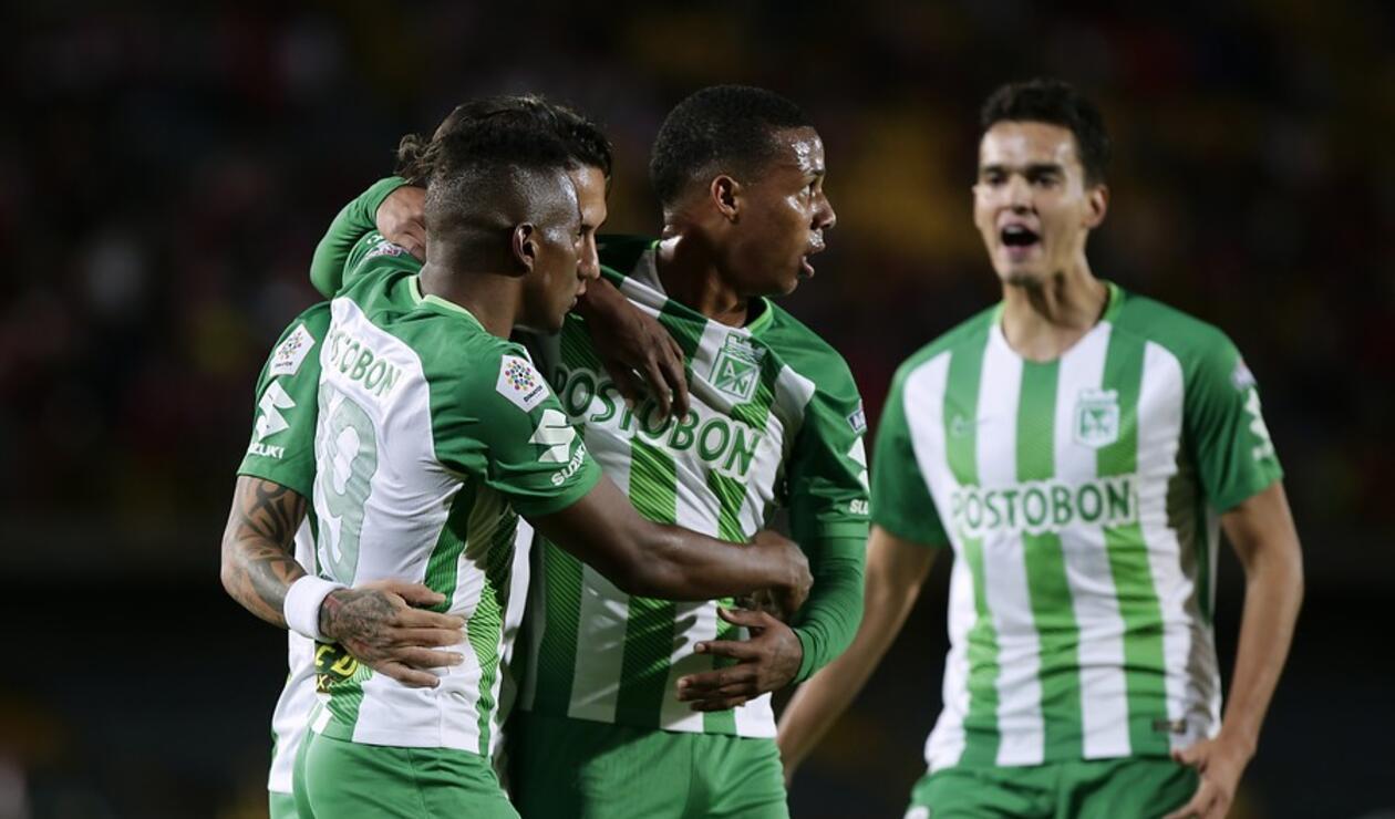 Atlético Nacional - 2018