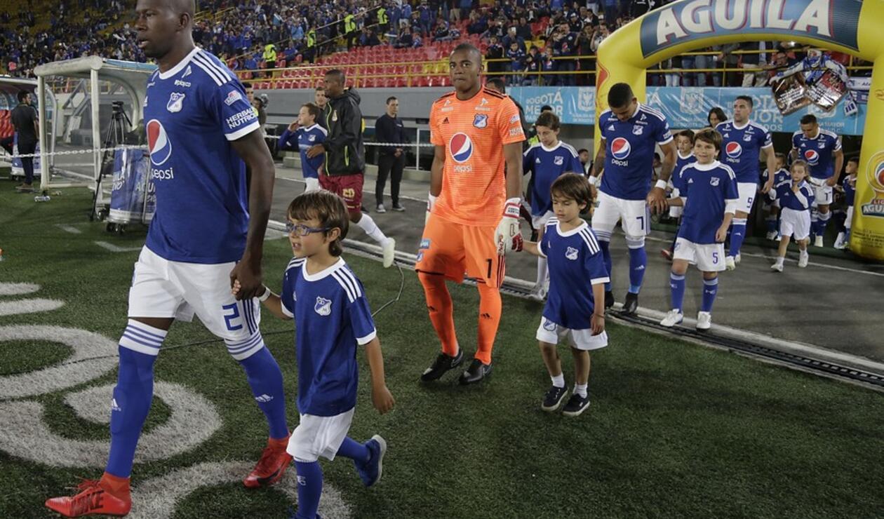 Millonarios - Liga Águila 2018