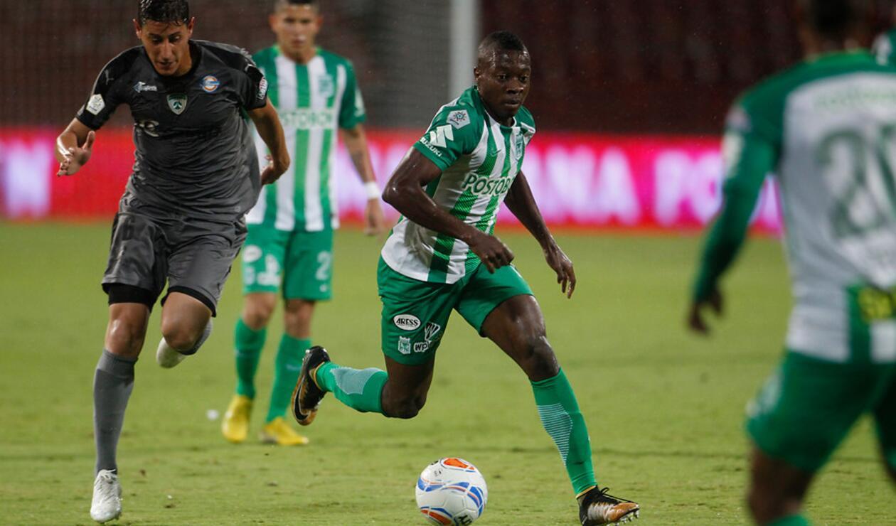Atlético Nacional vs Equidad - Liga Águila 2018