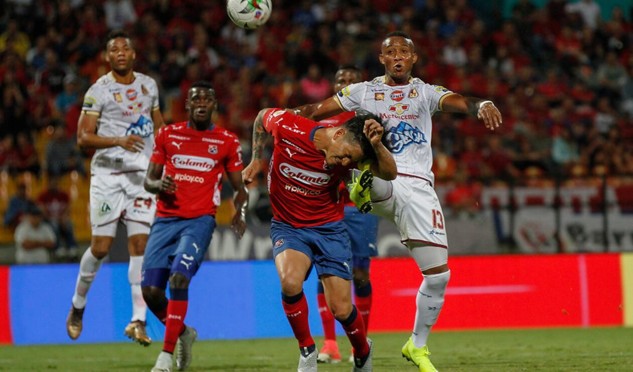 Independiente Medellín vs Tolima - Liga Águila 2018