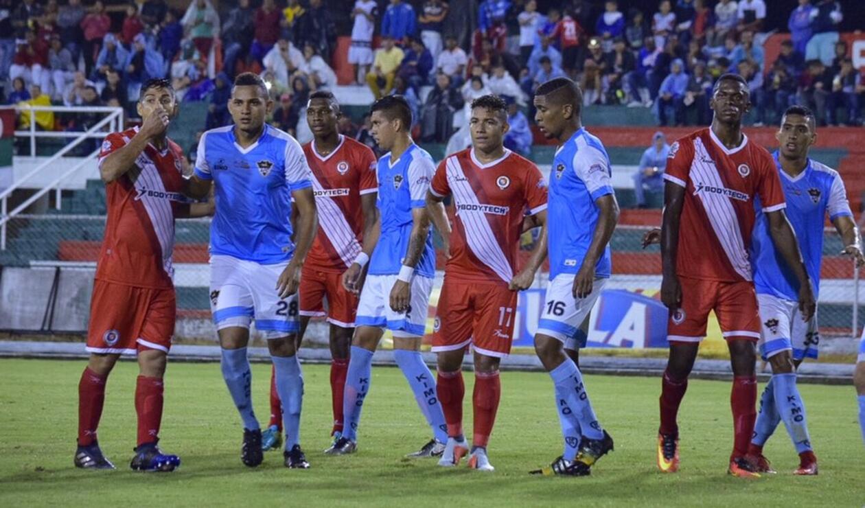 Cortuluá vs Llaneros, Torneo Águila.