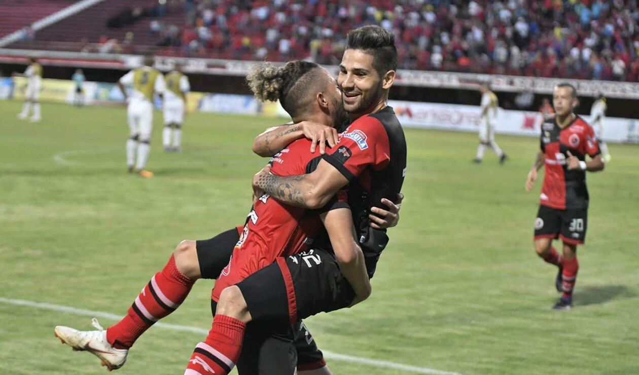 Real Cartagena Vs. Cúcuta Deportivo