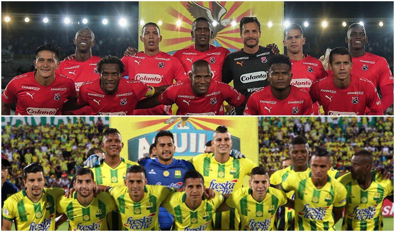Independiente Medellín Vs. Atlético Bucaramanga