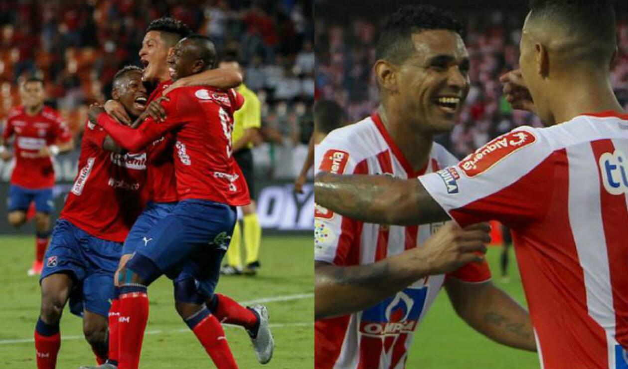 Medellín y Junior