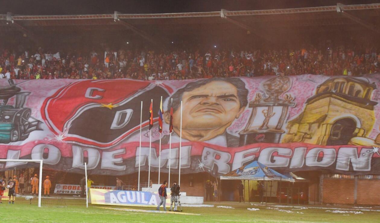La barra del Indio, hinchas representativos del Cúcuta Deportivo