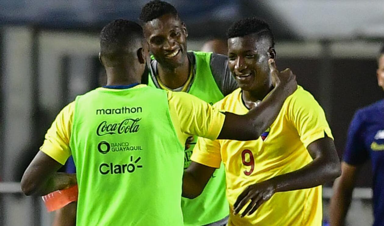 Ecuador ganó