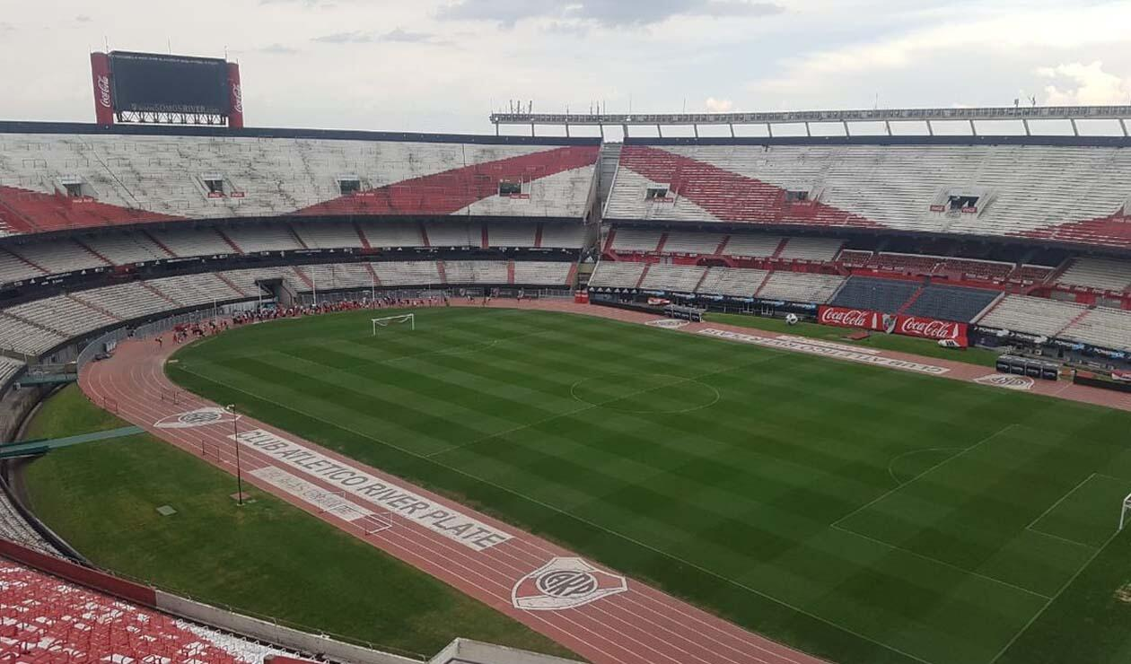 Estadio Monumental de Núñez