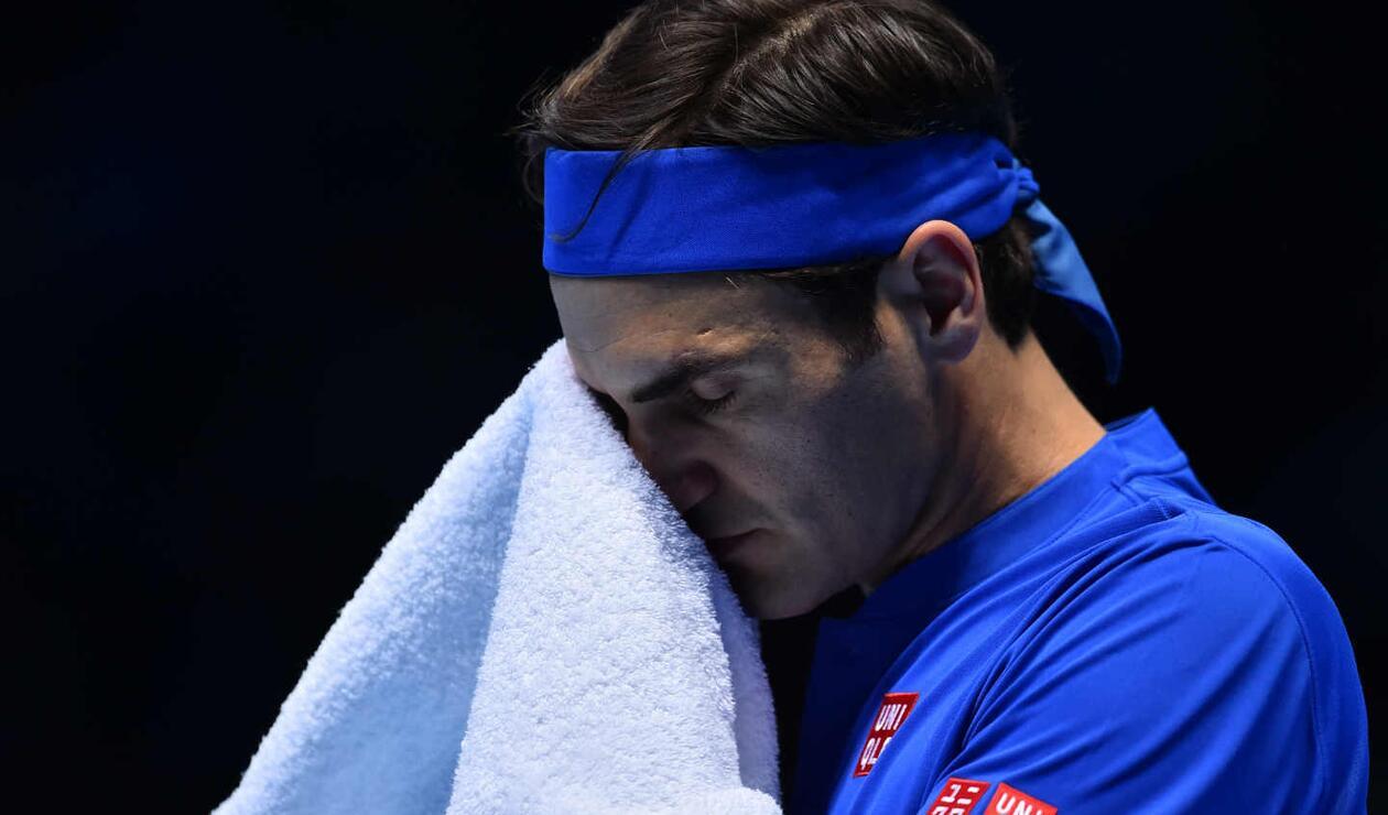 Federer perdió