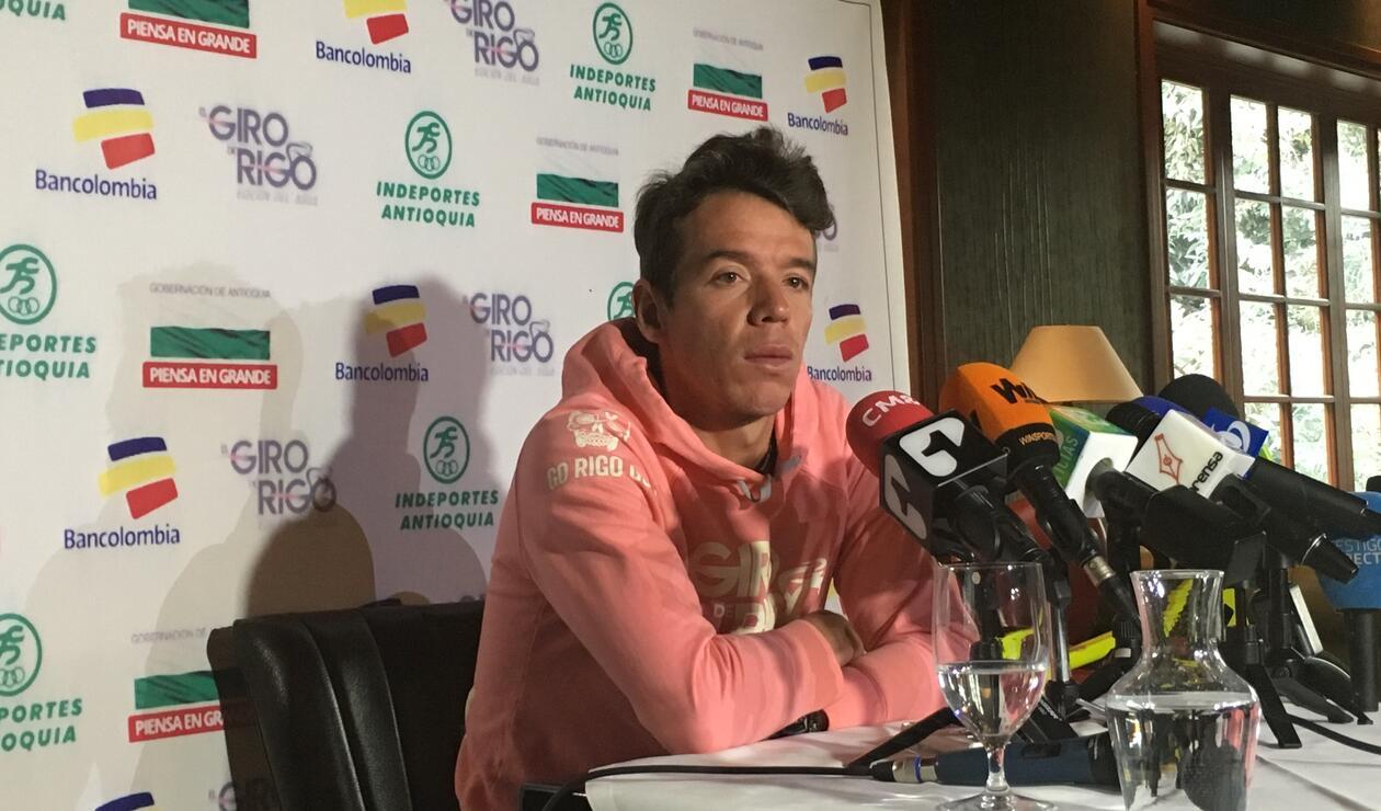 Rigoberto Urán- ciclista colombiano