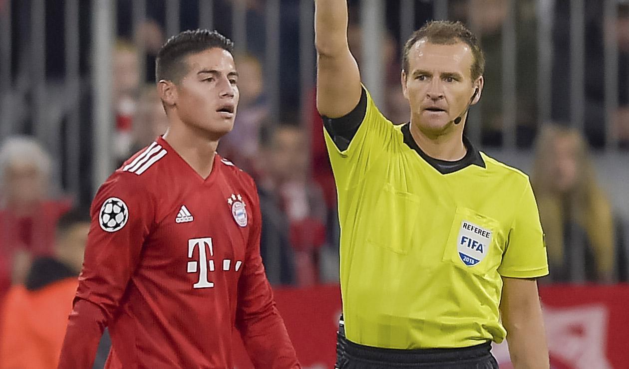 James Rodríguez - Bayern Múnich 2018