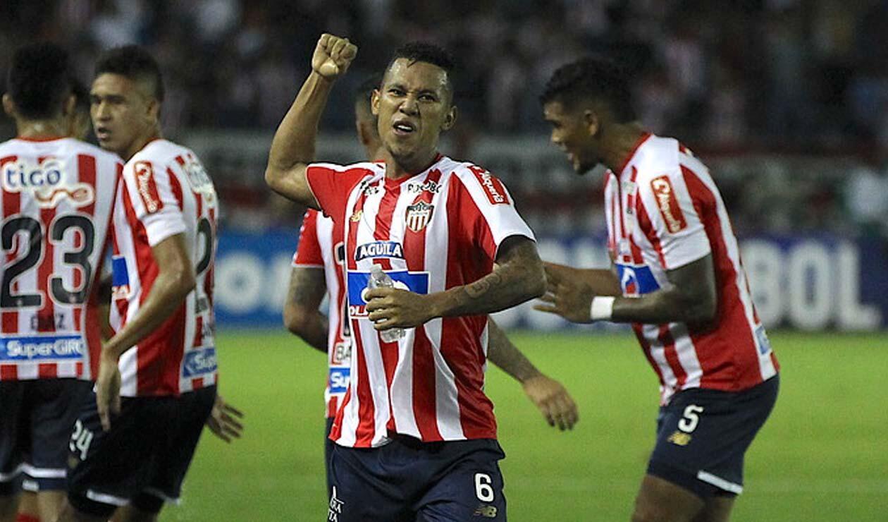 Junior de Barrranquilla - Copa Sudamericana 2018