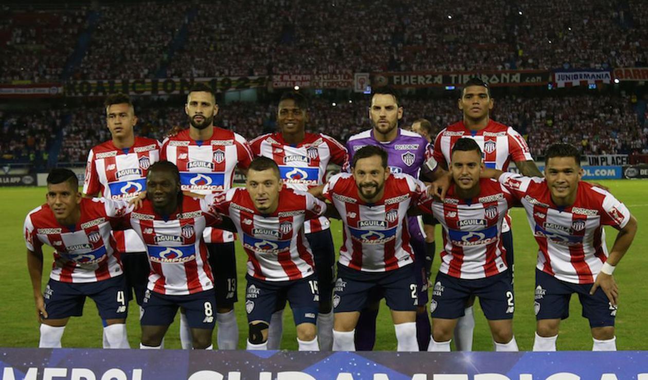 Junior de Barranquilla vs Atlético Paranaense