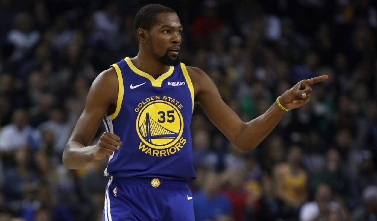 ¿Durant se marcharía de los warriors por los problemas con Green?