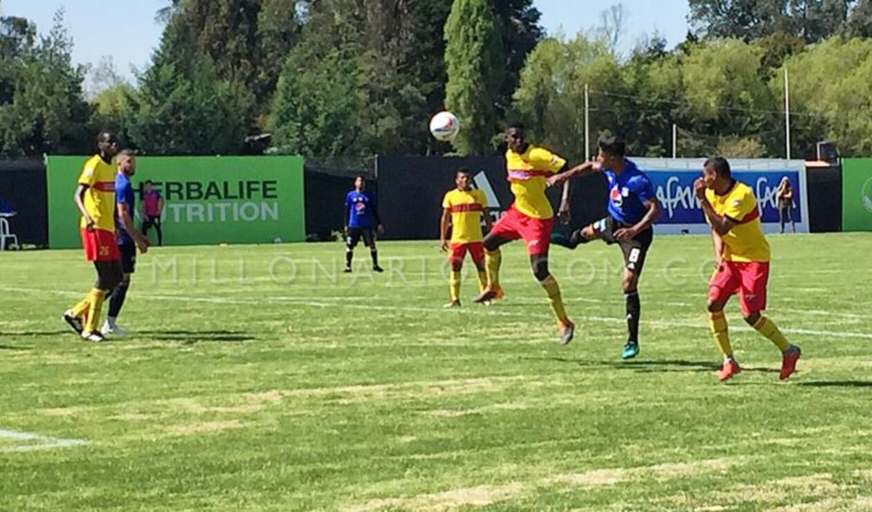 Millonarios vs Bogotá FC, amistoso