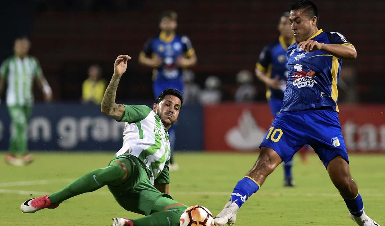 Atlético Nacional vs Delfín - Copa Libertadores 2018