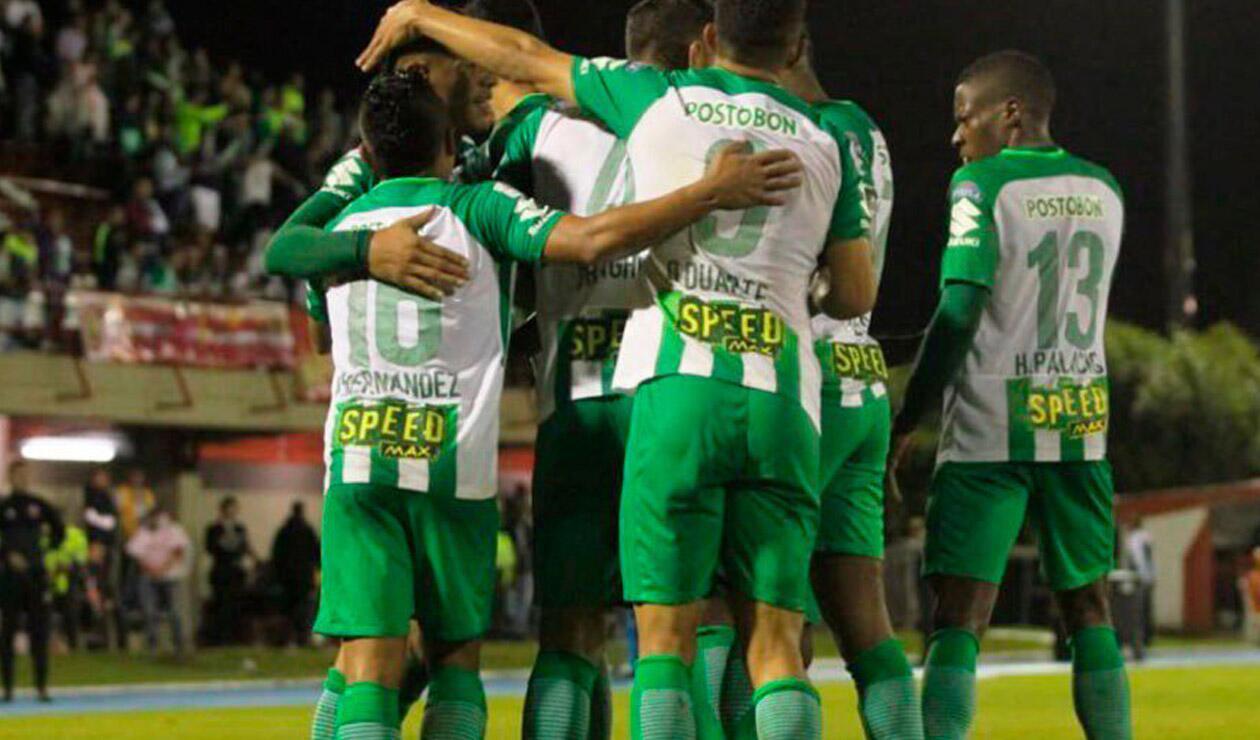 Atlético Nacional - Liga Águila 2018
