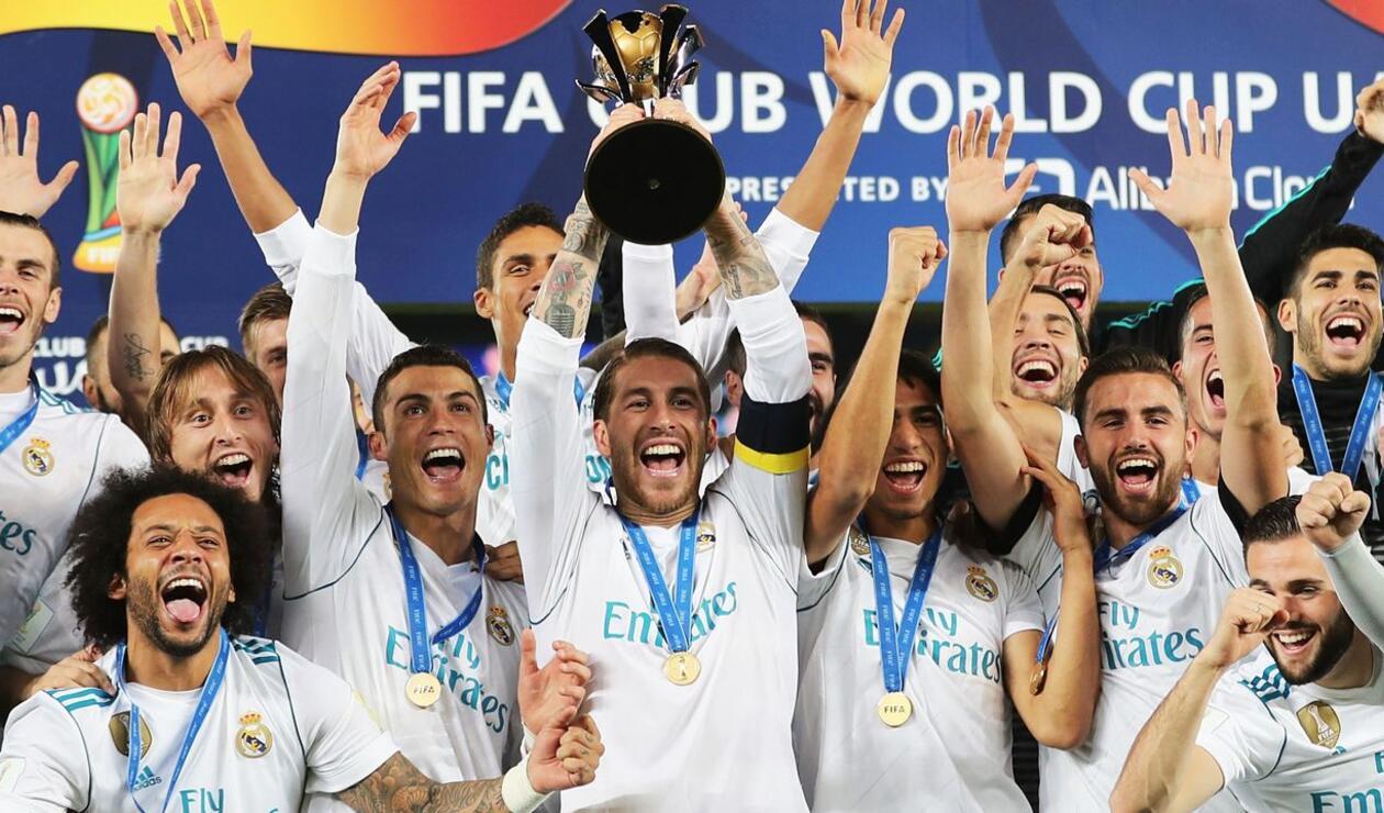 Real Madrid, campeón del Mundial de Clubes 2017