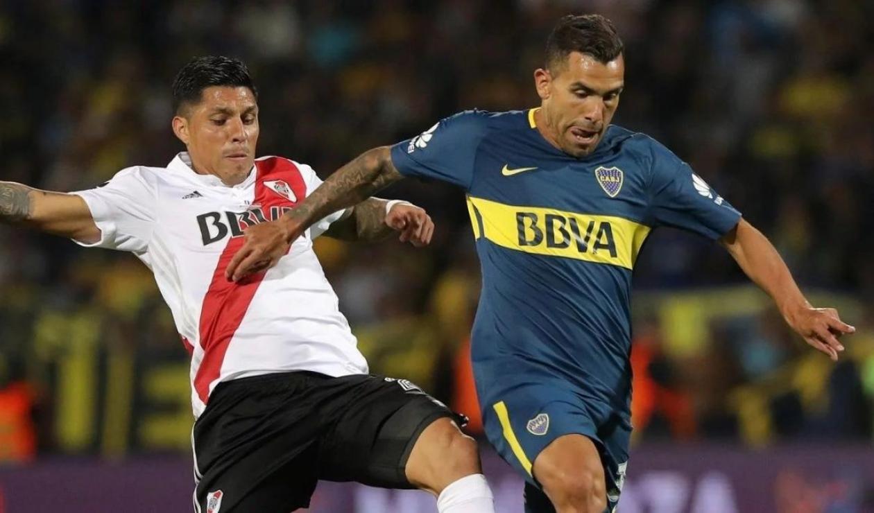 Boca vs River: Final de copa Libertadores 2018