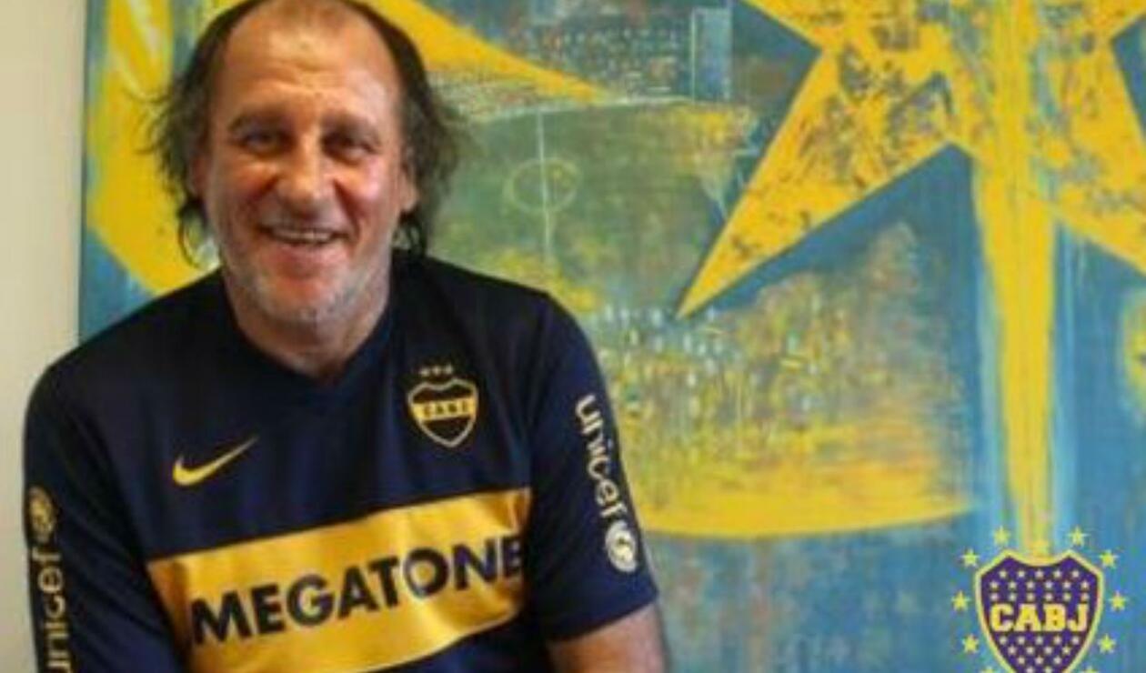 8. Roberto Mouzo. Es uno de los símbolos del club al haber disputado 426 partido con esa camiseta.