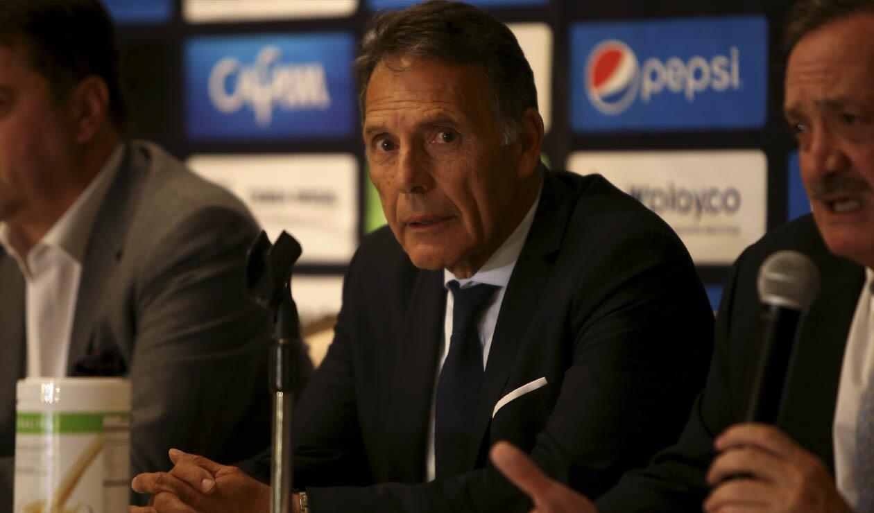 Miguel Ángel Russo decidió no seguir en Millonarios