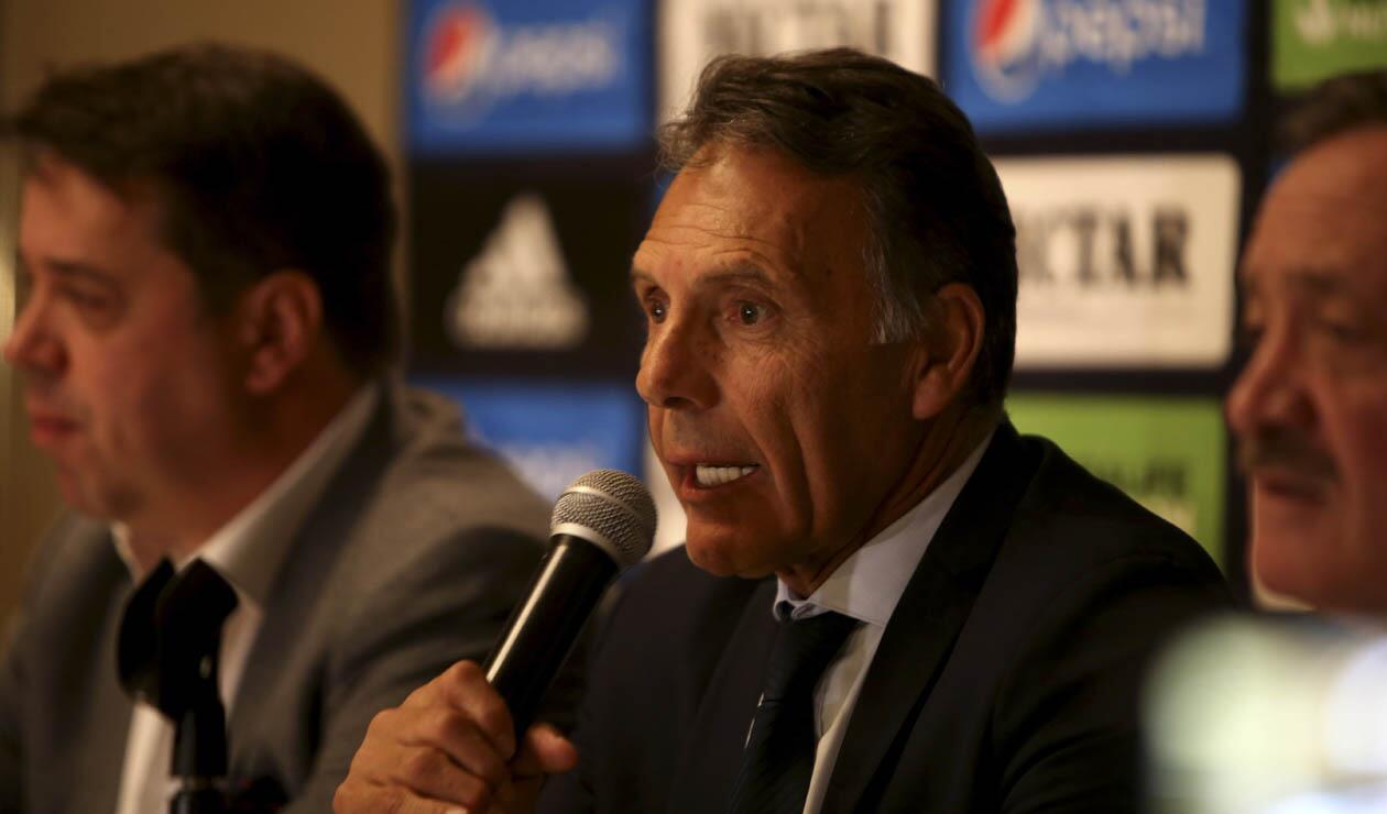 Miguel Russo agradeció por el tiempo vivido con Millonarios