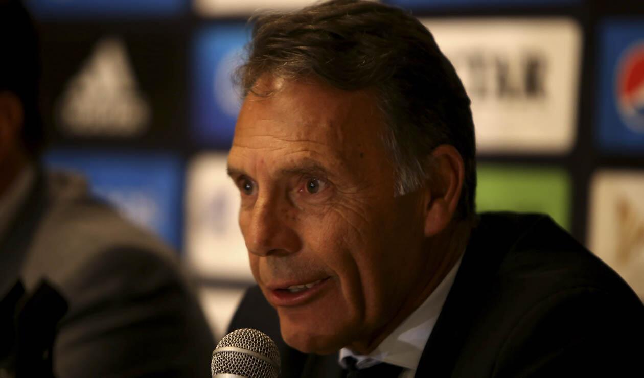 Miguel Russo recordó los dos títulos que consiguió con el 'Embajador', ante Santa Fe y Nacional