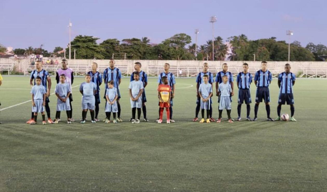 Estadio Erwin O'neill de San Andrés