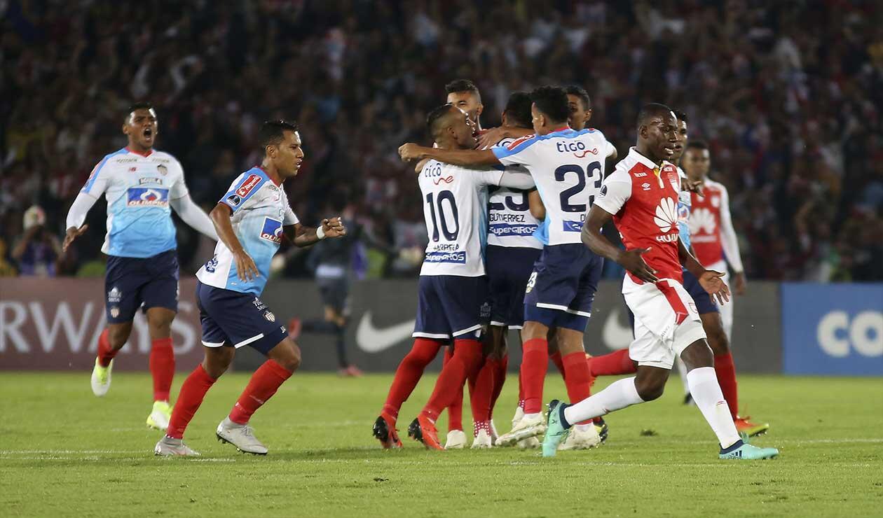 Junior - Santa Fe Sudamericana
