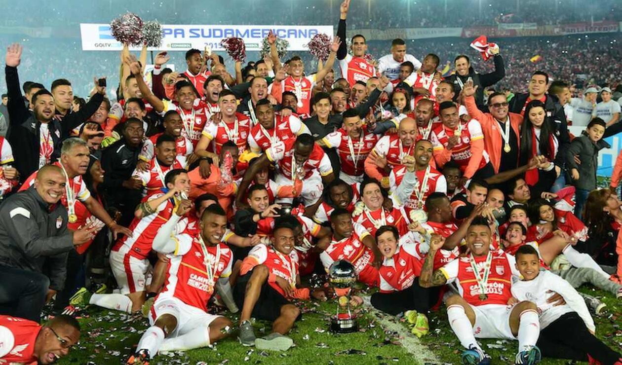 Independiente Santa Fe 2015
