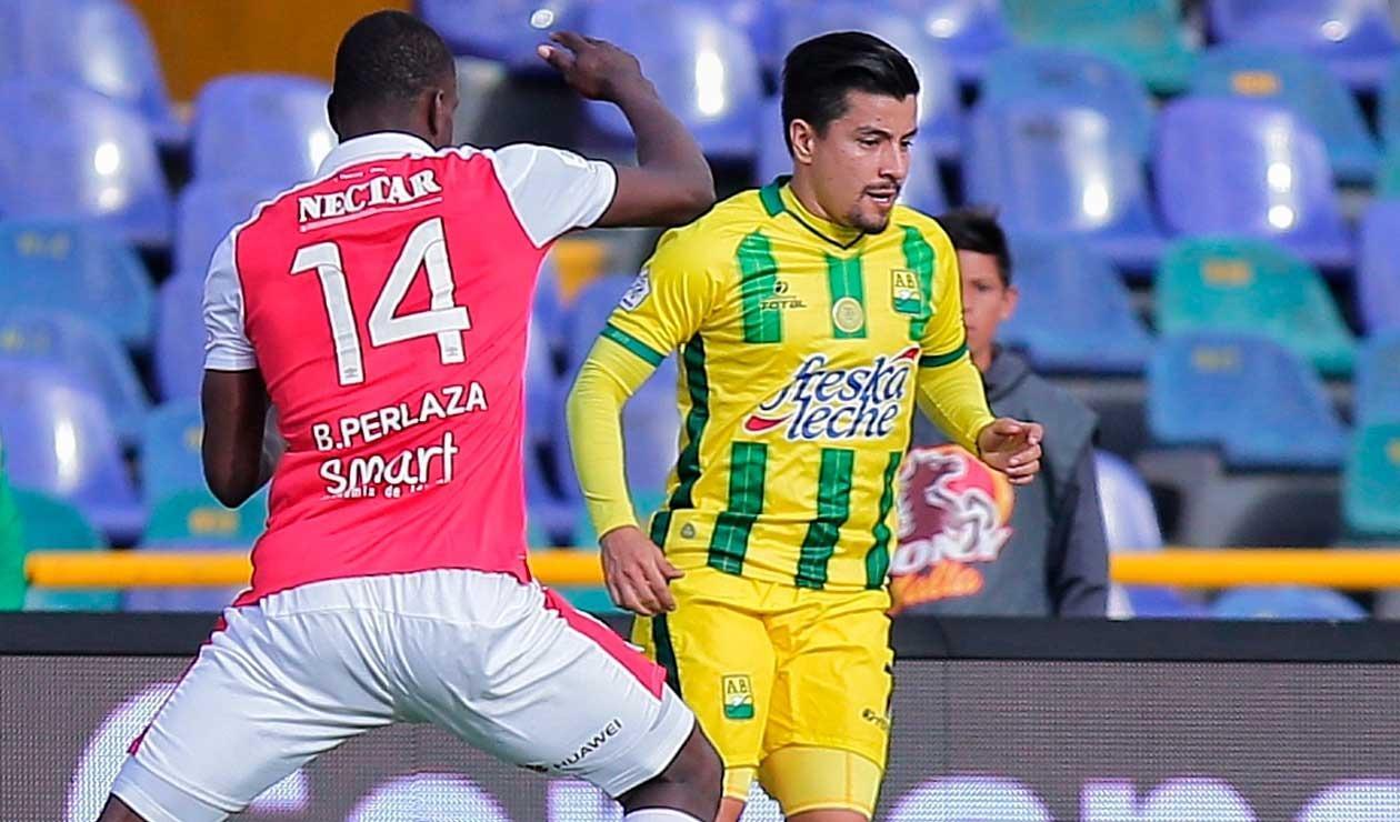 Sherman Cárdenas, futbolista santandereano