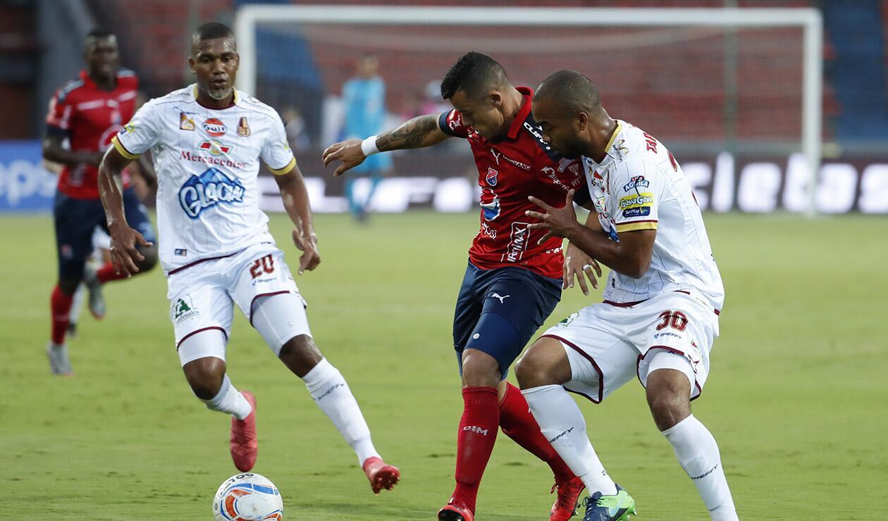 Independiente Medellín vs Deportes Tolima