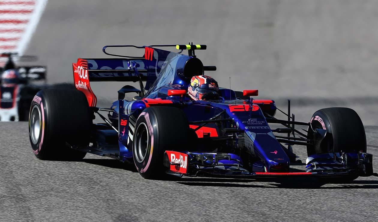 Toro Rosso, escudería de la Fórmula 1
