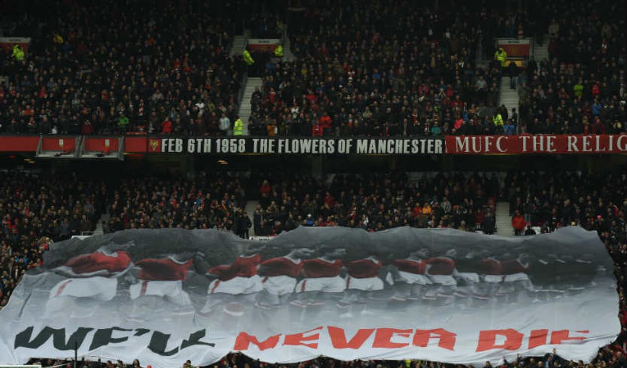 Hinchada de Manchester