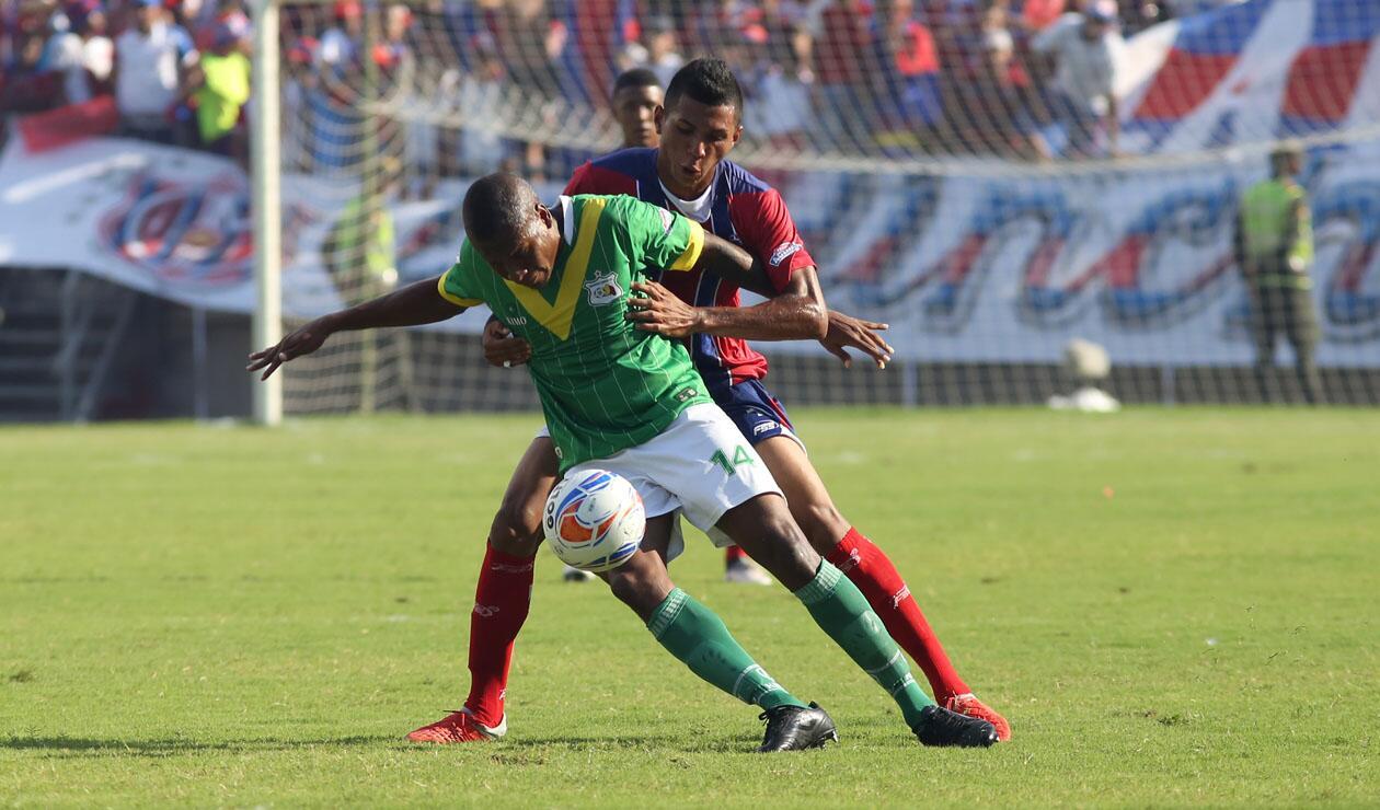 Magdalena vs Deportes Quindío  - Torneo Águila 2018