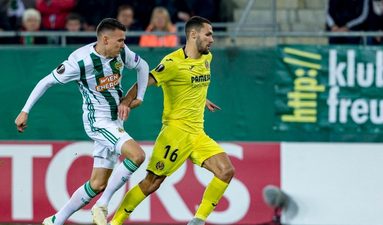 Villarreal en la Europa League