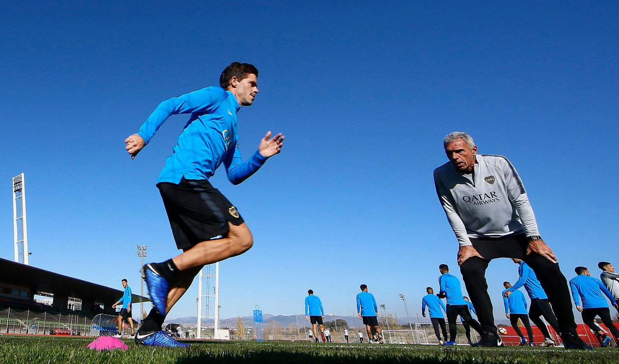 El partido River-Boca se jugará el próximo domingo en el Santiago Bernabéu
