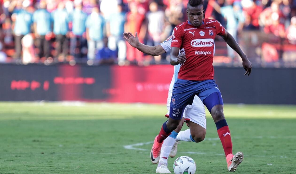 Varias fueron las oportunidades de gol que tuvo el Medellín frente a Junior