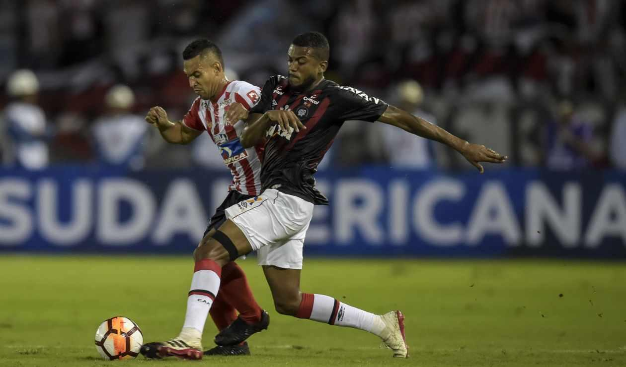 Junior vs Atlético Paranaense