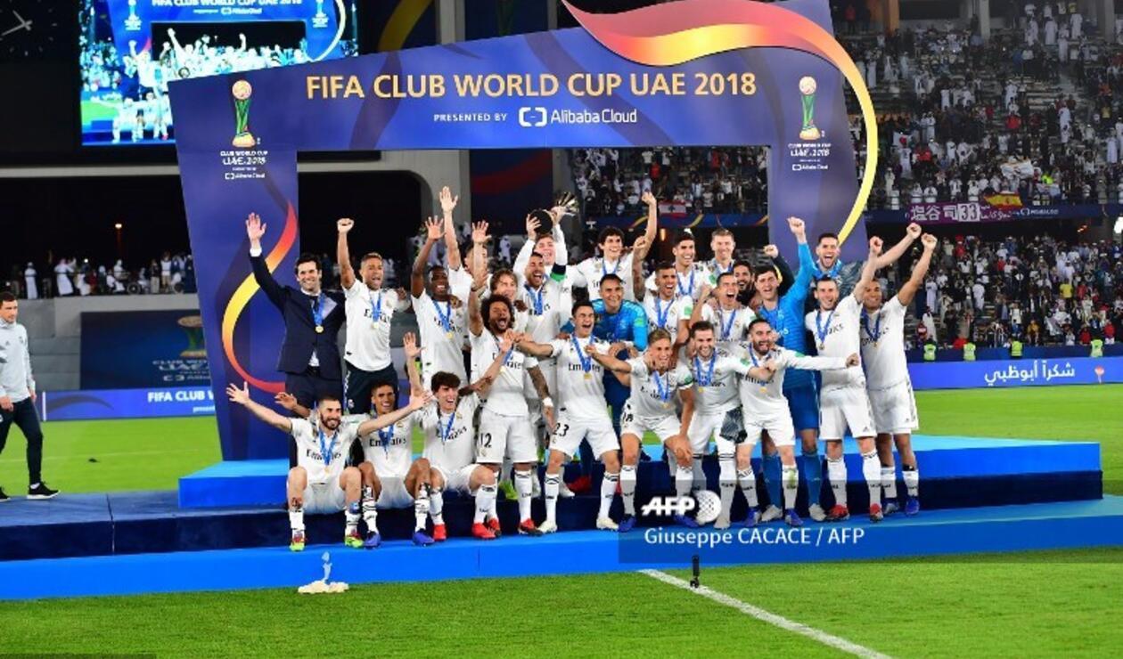 ¡Real Madrid campeón del Mundial de Clubes!