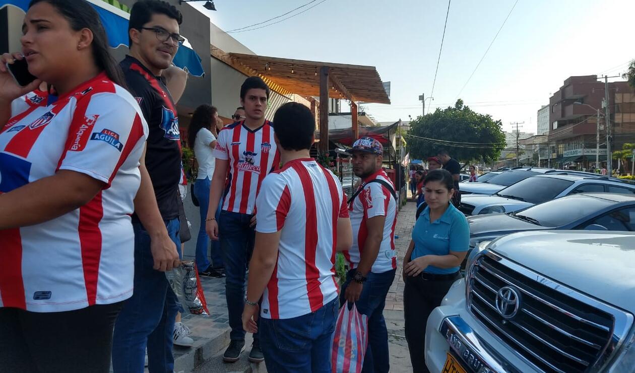 Junior ganó el partido de vuelta ante Medellín por 4-1